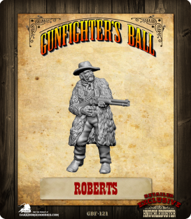 Gunfighter's Ball: Shotgun Roberts