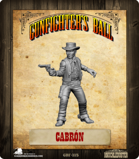 Gunfighter's Ball: Cabrón
