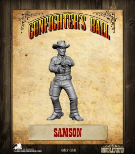 Gunfighter's Ball: Samson