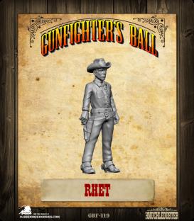 Gunfighter's Ball: Rhet (GBF-119)