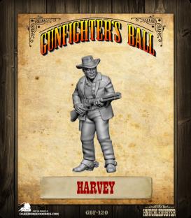 Gunfighter's Ball: Harvey (GBF-120)