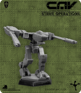 72261 Wyvern CAV (CAV Strike Operations) Gaming Miniature