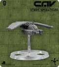 72264 Dragonfly Aircraft (CAV Strike Operations) Gaming Miniature