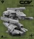 CAV Miniatures: [SO] Ogre II