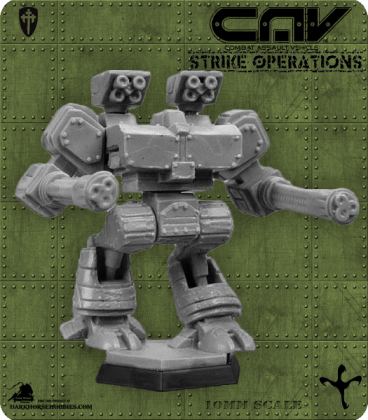 72267 Rhino II CAV (CAV Strike Operations) Gaming Miniature