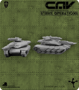 72278 Wolverine AFV (CAV Strike Operations) Gaming Miniatures