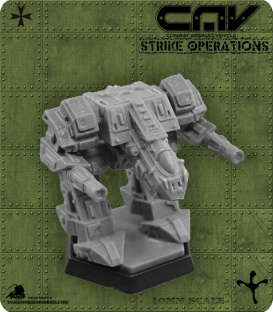 72288 Spartan CAV (CAV Strike Operations) Gaming Miniature