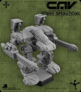 72285 Centurion CAV (CAV Strike Operations) Gaming Miniature