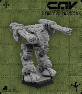 72295 Duelist CAV (CAV Strike Operations) Gaming Miniature