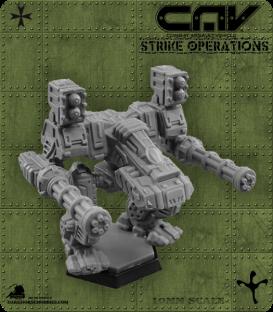 72299 Gladiator II CAV (CAV Strike Operations) Gaming Miniature