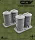 CAV Battlefield Terrain: [SO] Medium Storage Tank