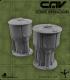 CAV Battlefield Terrain: [SO] Large Storage Tank