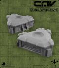 72615 CAV Battlefield Terrain: [SO] Bunker
