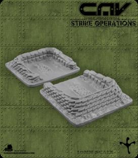 72620 CAV Battlefield Terrain: [SO] Revetment