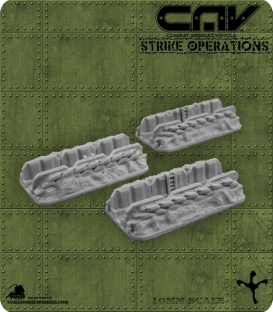 72621 CAV Battlefield Terrain: [SO] Trench