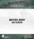 10mm Blitzkrieg Cmdr IV: British, NW Europe Starter Army