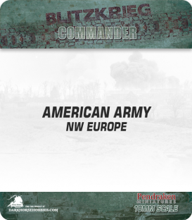 10mm Blitzkrieg Cmdr IV: American, NW Europe Starter Army
