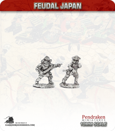 10mm Feudal Japan: Foot Command