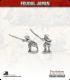 10mm Feudal Japan: Ashigaru with Naginata
