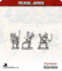 10mm Feudal Japan: Samurai with Longbow