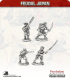 10mm Feudal Japan: Ikko-Ikki Monks