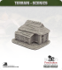 Far East (10mm): Feudal Japanese - Village House (type 1)