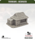 Far East (10mm): Feudal Japanese - Samurai House