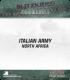 10mm Blitzkrieg Cmdr IV: Italian, North Africa Starter Army