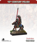 10mm 16th C. Polish: Winged Hussar