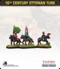 10mm 16th C. Ottoman Turk: Silhidars Cavalry with Lance