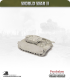10mm World War II: German - Panzer IV H Medium Tank