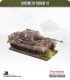 10mm World War II: German - Jagdtiger Tank Destroyer (henschel)