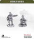 10mm World War II: German - Para Officers