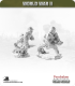 10mm World War II: German - Riflemen (winter)
