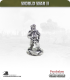 10mm World War II: German - Dismounted Tank Commanders
