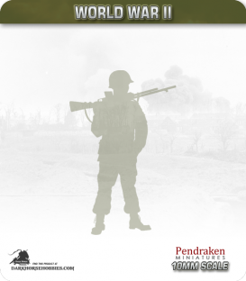 10mm World War II: German - Panzer Grenadiers (mid-war)
