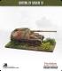 10mm World War II: German - Nashorn Tank Destroyer - 88mm Pak 43/1