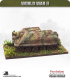 10mm World War II: German - Sturmtiger Assault Gun