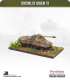 10mm World War II: German - Sdkfz 234/4 Pak-Wagen Armoured Car - 75mm Pak 40