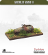 10mm World War II: German - Sdkfz 250 nA Halftrack AFV