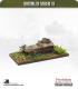 10mm World War II: German - Sdkfz 250/9 Halftrack AFV - 20mm (autocannon)