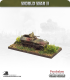 10mm World War II: German - Sdkfz 250/10 Halftrack AFV - 37mm Pak 36 AT gun