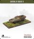 10mm World War II: German - Sdkfz 251/1 Ausf C Halftrack AFV (camouflaged)