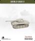 10mm World War II: German - Panther D Medium Tank (camouflaged)