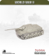 10mm World War II: German - Jagdpanzer IV L70 Tank Destroyer (no skirts)