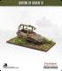 10mm World War II: German - Sdkfz 251/3 Halftrack AFV with frame aerial