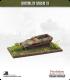 10mm World War II: German - Sdkfz 251/9 Halftrack AFV - short 75mm