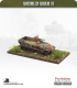 10mm World War II: German - Sdkfz 251/10 Halftrack AFV - 37mm Pak 36 AT gun