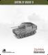 10mm World War II: German - Hummel SPG - 150mm howitzer