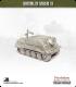 10mm World War II: German - Flakpanzer IV Wirbelwind - 20mm quad Flak 38 AA